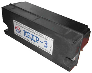Встраиваемый аккумулятор «КЕДР–3»