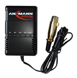Автоматическое зарядное устройство  ANSMANN ALCS2-24 A